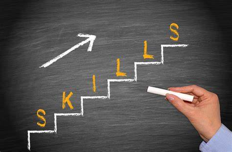Reskill and Gain New Skills That Have Long Term Value in the Marketplace.
